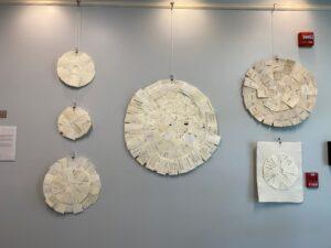 Our New Lobby Art Exhibit