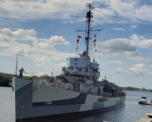 Borrow a Free Pass to the USS Slater